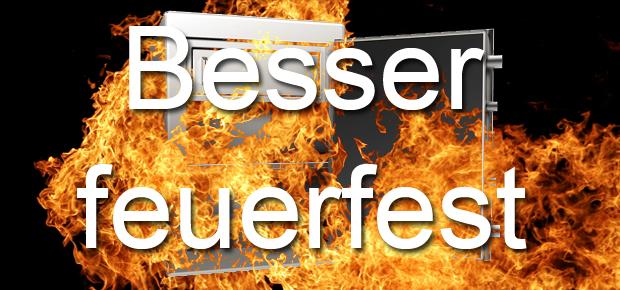 Tresor feuerfest: feuerfeste Tresore kaufen und feuerfesten Safe finden: alles bei Zirotec